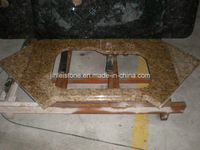 Giallo Veneziano Granite Kitchen Countertops