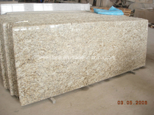 Giallo Ornamental Gold Granite Kitchen Countertops