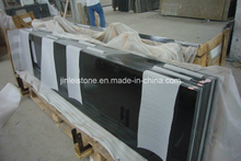 Absolute Black/Shanxi Black/Hebei Black/China Black Granite Kitchen Countertops